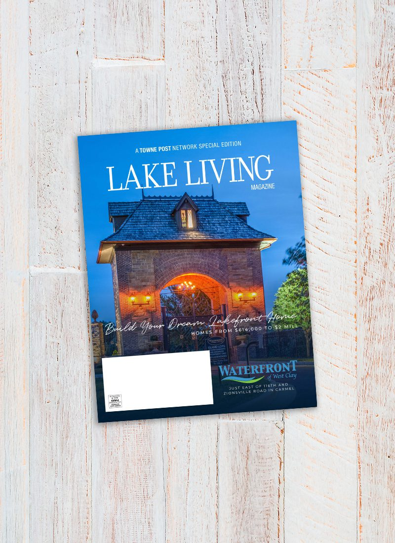 Lake Living Magazine from Town Post Publications